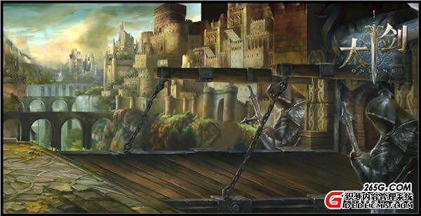 新游前瞻 大剑创新卓绝媲美大型横版网游